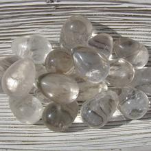 Clear Quartz Egg Stones