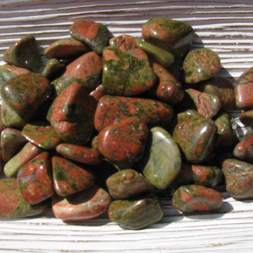 Unakite Tumbled Stones