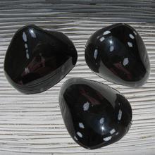 Snowflake Obsidian Massage Stones, Therapy stones