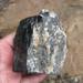 Black Tourmaline Raw Piece, Xlarge