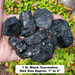 1 Pound Black Tourmaline Rough