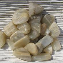 Moonstone Tumbled Stones, India