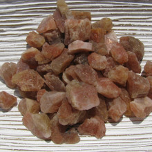 Rough Raw Sunstone crystals