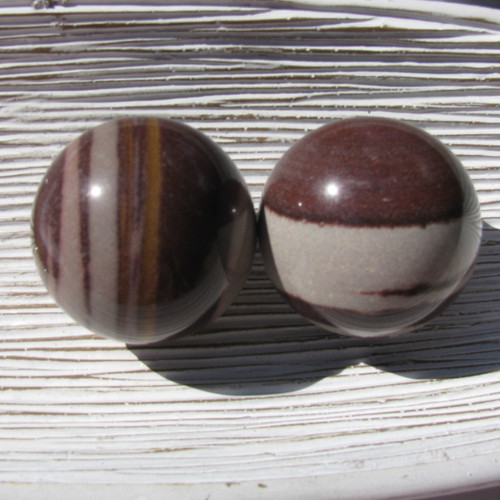 Shiva Lingam Spheres, 50mm