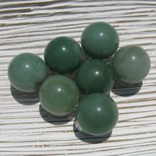 Aventurine Spheres, 20 mm