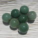 Aventurine Spheres, 20 mm