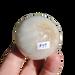 """Scolecite Spheres, 2"""" in diameter"""