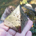 "Pyrite Pyramid, 2"" Base"