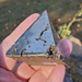 Pyrite Pyramid, Golden Color