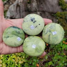Serpentine Round Stones