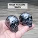 Small Hematite Skulls