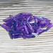 Purple Aura Quartz small points