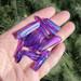 Purple Aura Quartz points, Small size