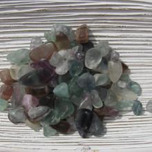 Fluorite mini tumbled stones