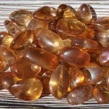 Tangerine Aura Rainbow Quartz