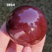 "Mookite Jasper 2"" Sphere, #2864, View 3"