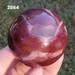 "Mookite Jasper 2"" Sphere, #2864, View 2"