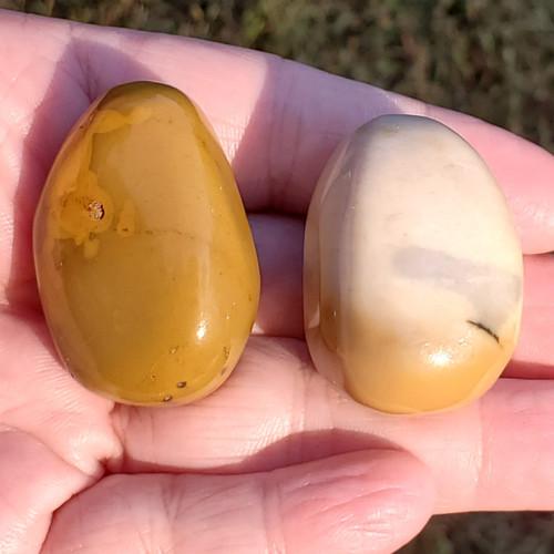 Mookite Tumbled Stones, Large Size