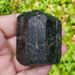 Black Tourmaline Double Terminated large piece