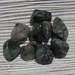 Tumbled Emerald Stones