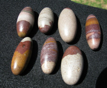 Shiva Lingam Eggs, Shiva Lingham, for Fertility, Various Sizes