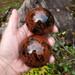 """Mahogany Obsidian Spheres, 2.5"""""""