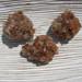 Aragonite Star Clusters