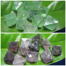 FLUORITE ROUGH OCTAHEDRON ~ HEALING STONE ~ EMOTIONS ~ ABSORBS NEGATIVE ENERGY