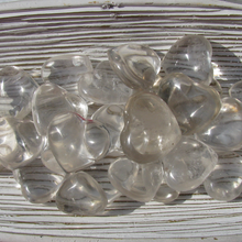 Clear Quartz Heart Stones
