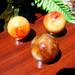 Carnelian Spheres, 43 to 46 mm