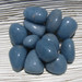 Angelite Medium Tumbled Stones