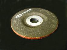 Grinding Disc - 115 x 6 x 22.2 - (GD18a) Steel DPC Pk 10