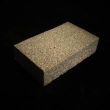 Rubber Sanding Block - 50 x 20 x 80mm - (DS54) Fine