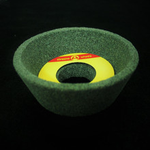Taper Cup Wheel - 100 x 40 x 31.75 GC 46KV (GW1513)