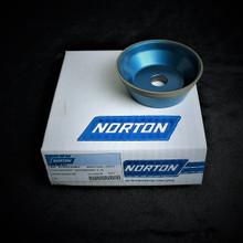 100 x 35 x 20 - 11V9 Resin Bonded Diamond Taper Cup Wheel 07958732867 (Norton)
