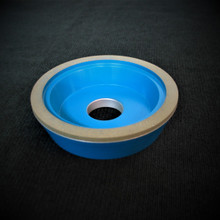 125 x 32 x 31.75 - 11A2 Resin Bonded Diamond Flaring Cup Wheel (DW58)