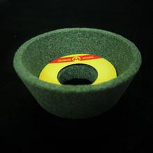 Taper Cup Wheel - 100 x 40 x 31.75 GC 60JV (GW1592)