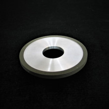 150 x 6 x 31.75 - 1A1 Resin Bonded Diamond Straight Wheel (DW21)