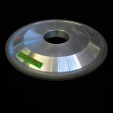 127 x 3.2 x 31.75 - 3A1 Resin Bonded Diamond Dish Wheel ABRAFACT (OPG1) D80