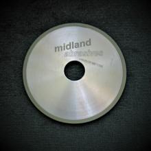 125 x 1 x 20mm - 1A1 Resin Bonded Diamond Cut Off Wheel (DW89)