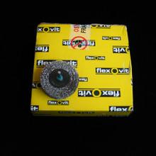 Wire Wheel Shank Mounted - 80 x 19 x 6/30 Shank - 0.3 Wire (WW007)