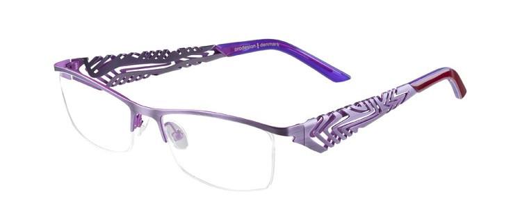 Prodesign Denmark Eyeglass frame model 4128 - Eyeglassframes4less.com
