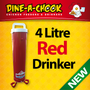 The New Big Red Chicken Drinker by Dine A Chook