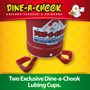 Twin Lubing Drinker Cups for up to 12 chickens
