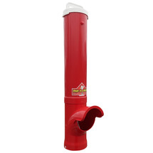 New Stylish Red Chicken feeder by Dine A Chook