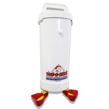 Aviary Drinker Waterer for Pigeons, Quail and Budgies