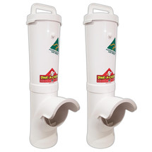 Twin Automatic Chicken feeder Value Pack