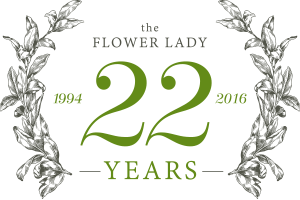 The Flower Lady — 22 Year Anniversary — 1994—2016