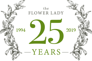 The Flower Lady — 25 Year Anniversary — 1994—2019