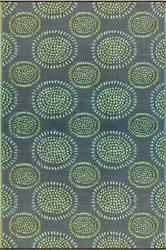 Green Molly Outdoor Rug